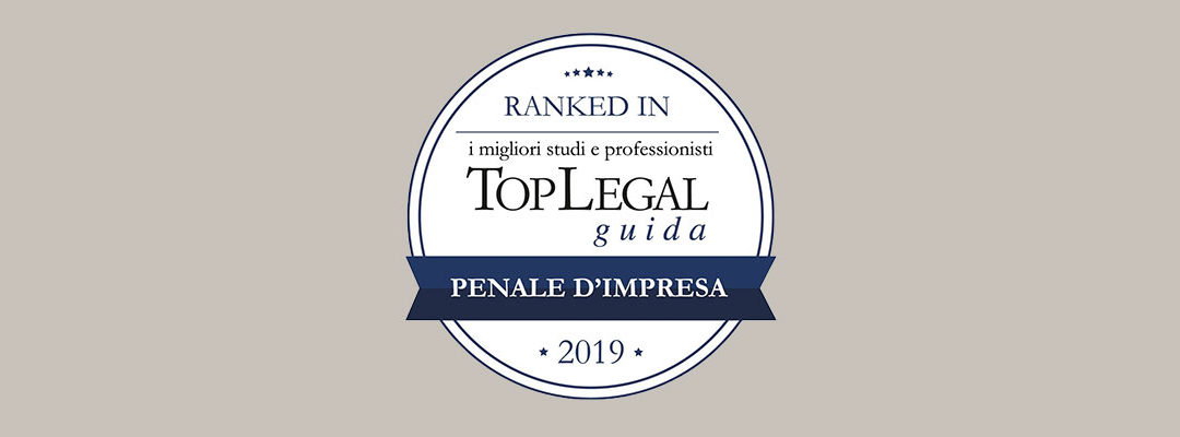 Top Legal Ranked in