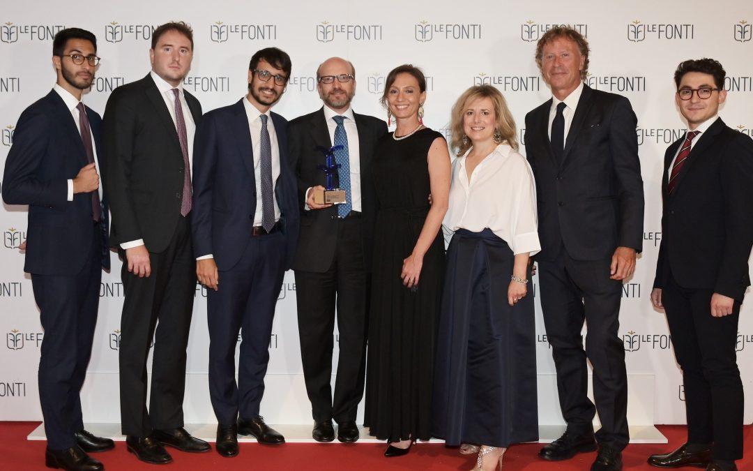 Le Fonti Awards 2021